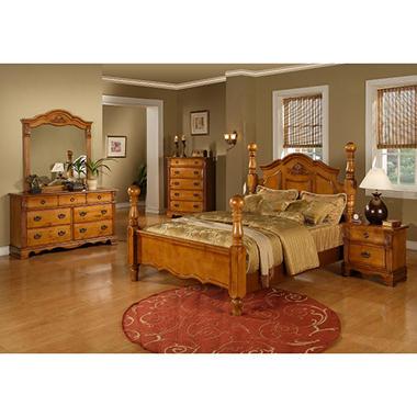 Vivian Bedroom Set - Queen - 6 pc..