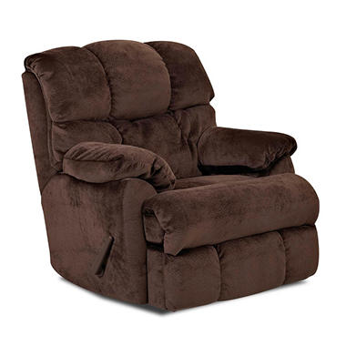 Rugby Rocking Recliner.