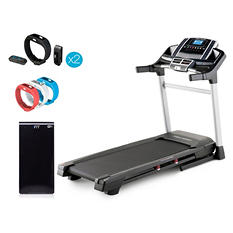 ProForm ZT 8 Treadmill w/ iFit Active Trackers(2), Module and Wrist Band