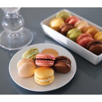 96-Pc. Galaxy Desserts Parisian Macarons