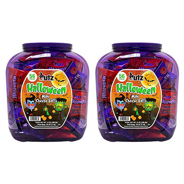 Halloween Mini Cheese Balls - 120 ct.