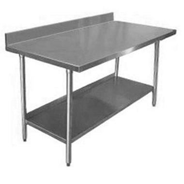 Stainless Steel Work Table - Various Sizes