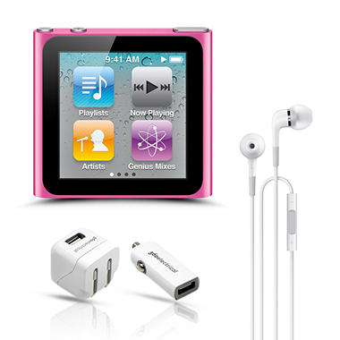 Apple iPod 8GB Nano Bundle