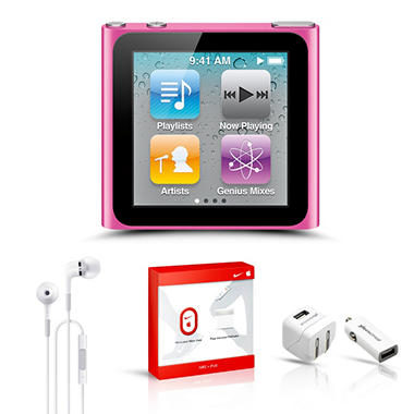 Apple iPod 8GB Nano Workout Bundle