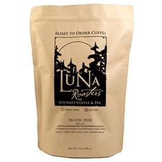 Luna Roasters® Moon Rise, Ground, Artisan Roast Coffee (2lbs.)