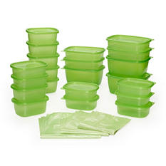 Debbie Meyer GreenBoxes and GreenBags 74-Piece Set