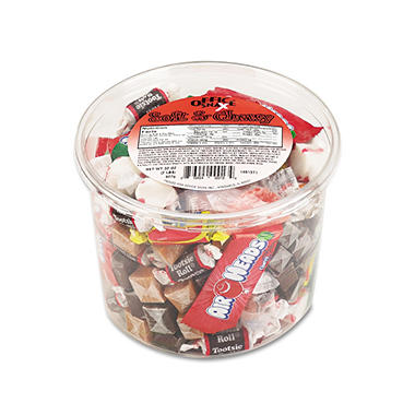 Office Snax Assorted Soft Candy Mix - 2 lbs.