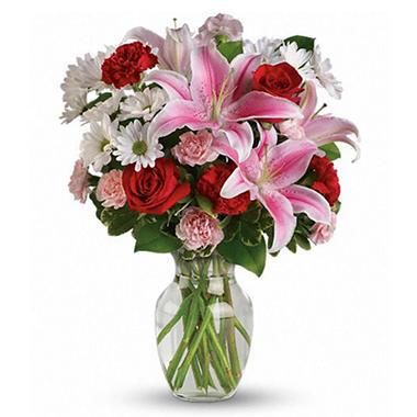 A Love's Rush Bouquet