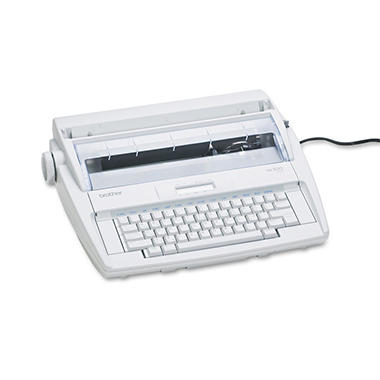 Brother Ml-300 Multilingual Spellcheck Daisywheel Typewriter