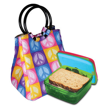 Fit & Fresh Kids Bag & Lunch Set