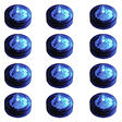 Water Proof LED Lights - Blue - 12 ct.
