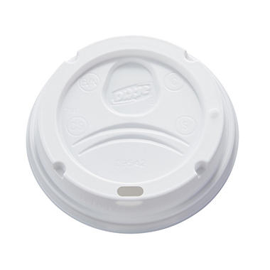 Dixie - PerfecTouch, Domed Hot Cup Lid, 10 oz./12 oz./16 oz. - 500 Lids