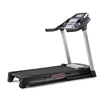 Pro-Form 425 CT Treadmill with Jillian Michaels Workouts, 0?10% Quick Incline Control, 0?10 MPH QuickSpeed, CoolAire Workout Fan, Dual-Grip EKG Heart Rate Monitor