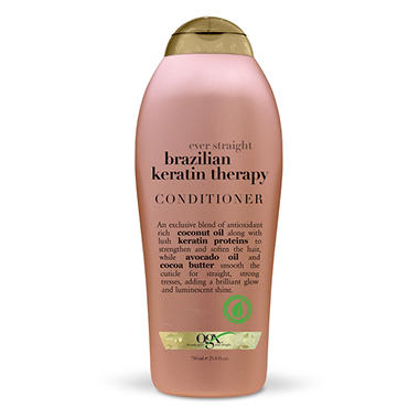 OGX Brazilian Keretin Therapy Conditioner (25.4 oz.)