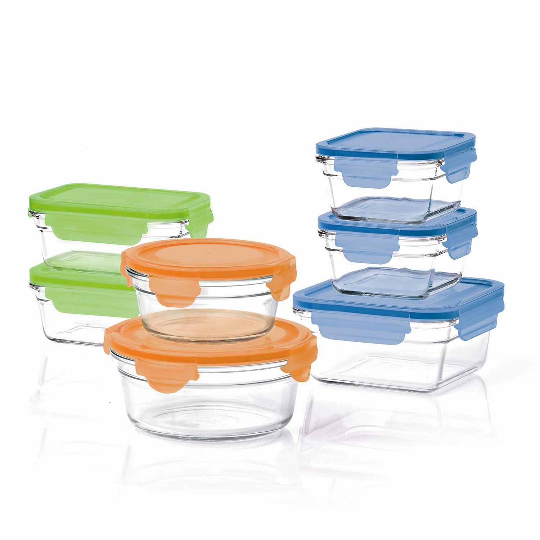 glasslock kitchen food storage set lunch box container. Black Bedroom Furniture Sets. Home Design Ideas