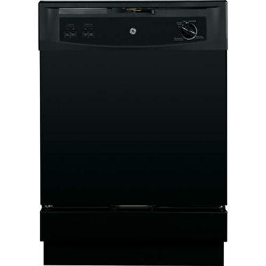 GE® Convertible/Portable Dishwasher  - Black