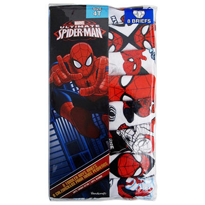 Spider-Man Underwear - 8 pk.