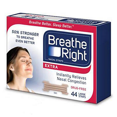 Breathe Right® Nasal Strips