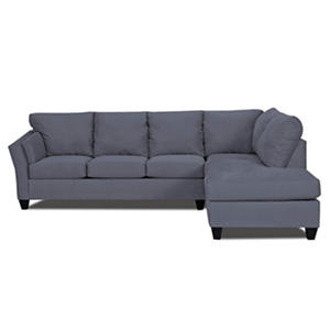 Andrew 2 Piece Sectional - Ink