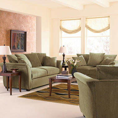 Kara Sleeper Sofa - Taupe - 3 pc.