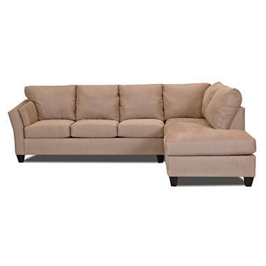 Andrew Sectional - Straw - 2 pc.