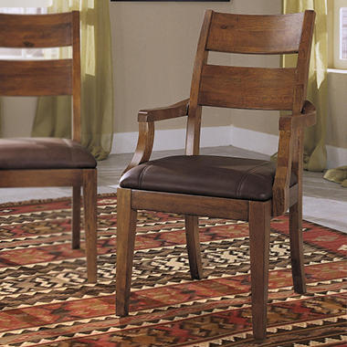 Nicholas Dining Arm Chairs 2 pk.  340