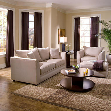 Cosby Queen Sleeper Sofa Set - 3 pc..