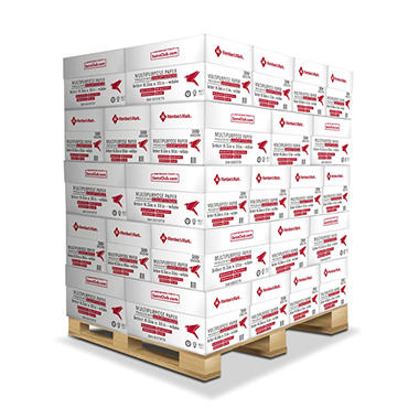 "Member's Mark - Copy Paper, 20lb, 92 Bright, 8-1/2 x 11"" - 40 Case Pallet"
