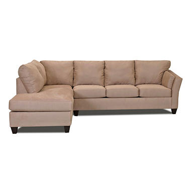 Andrew 2 Piece Sectional - Straw