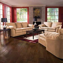 Tanner Sofa Collection - Camel - 4 pc.