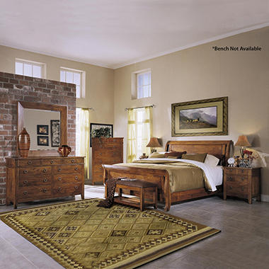 Prestige Design Nicholas Urban 6 pc. Set - King.