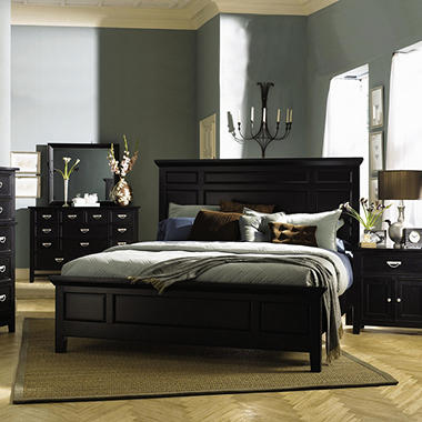 Layla Bedroom by Prestige Designs - King - 5 pc..