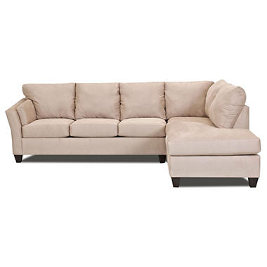 Andrew Sectional - Khaki - 2 pc.