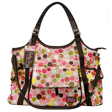Baby Sac Signature Diaper Bag - Multi