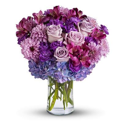 Teleflora's Pure Passion Bouquet