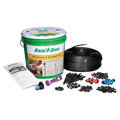 Rain Bird Drip Irrigation Repair and Expansion Kit