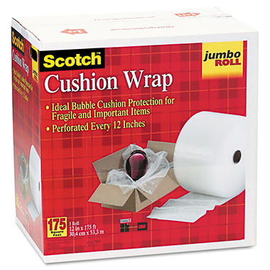 Scotch - Recyclable Cushion Wrap, 12