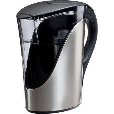 Brita Stainless Steel Water Filter Pitcher