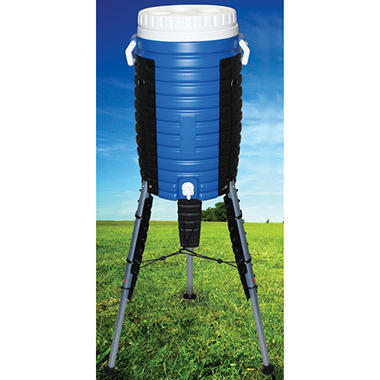 Freestanding Cooler - Blue