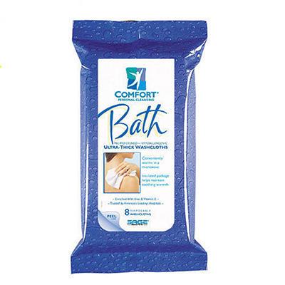 Comfort Bath Cleansing Washcloths - 44 pk.