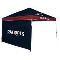 NFL New England Patriots 9' x 9' Canopy with Wall
