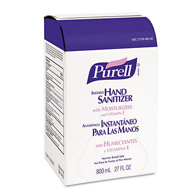 Purell® Instant Hand Sanitizer Refill - 6 pk.