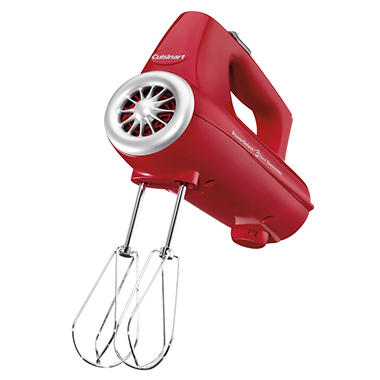 Cuisinart Power Select® 3-Speed Electronic Hand Mixer - Various Colors