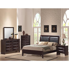 Madison Bedroom Set - King - 6 pc.