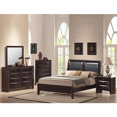 Madison Bedroom Set - King - 6 pc.