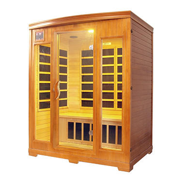 3 Person Infrared Carbon Tech Sauna