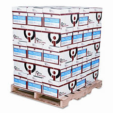 "Office Impressions - Copy Paper, 20lb, 92 Bright, 8-1/2 x 11"" - 40 Case Pallet"