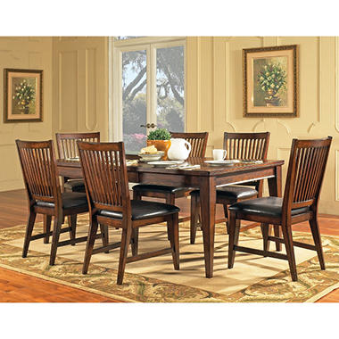 Clayton Dining Set - 7 pc.