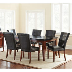 Scott Table and 6 Chairs Dining Set