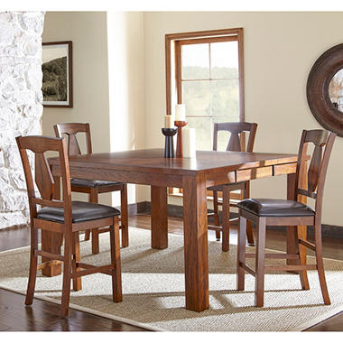 Fowler Counter Height Dining Set - 5 pc.
